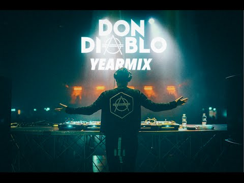 Don Diablo YearMix 2015