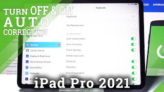 How to Turn Off Auto Correction in iPad Pro 2021 – Activate Autocorrection