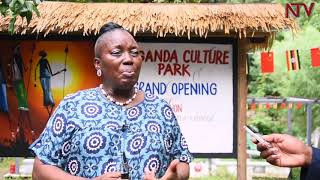 Speaker Kadaga opens Uganda tourism park in China