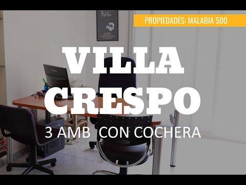 ¿Como Seria Vivir En Villa Crespo? Te Presentamos MALABIA