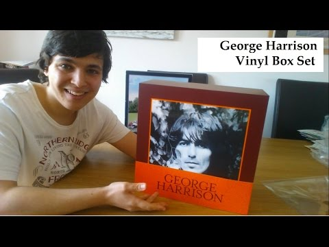 George Harrison The Complete Collection Vinyl Box Set