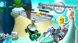 Wii | Mario Kart Wii #3 / Copa Estrella 50 cc : Estela, ¡Aquí Solo Hay una Princesa Universal!