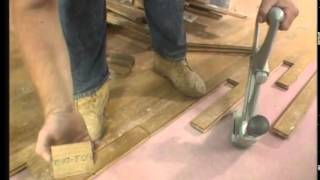 Recycling A Hardwood Floor
