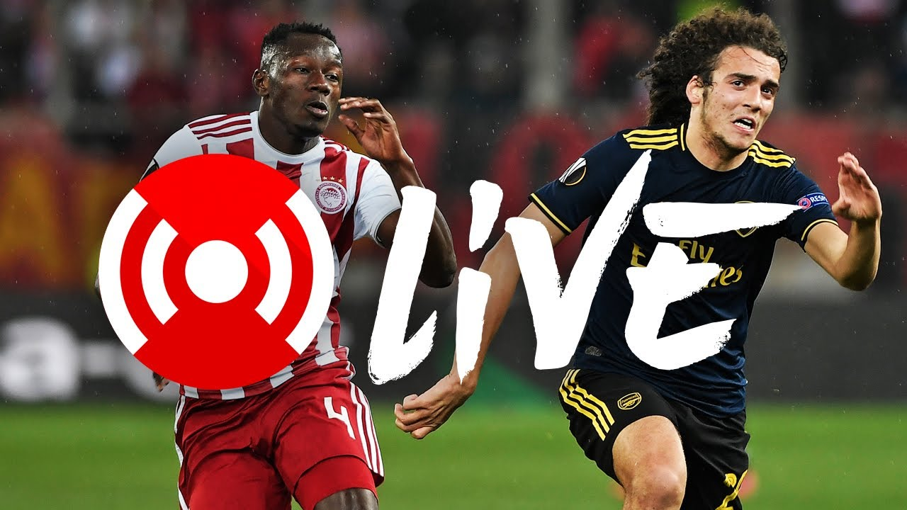 Olympiacos 0-1 Arsenal | Arsenal Nation Live