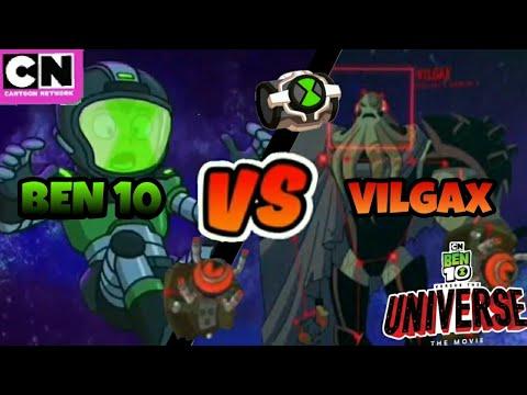 Download Ben 10 Versus The Universe: The Movie   Ben 10 VS. Vilgax Promo   Cartoon Network