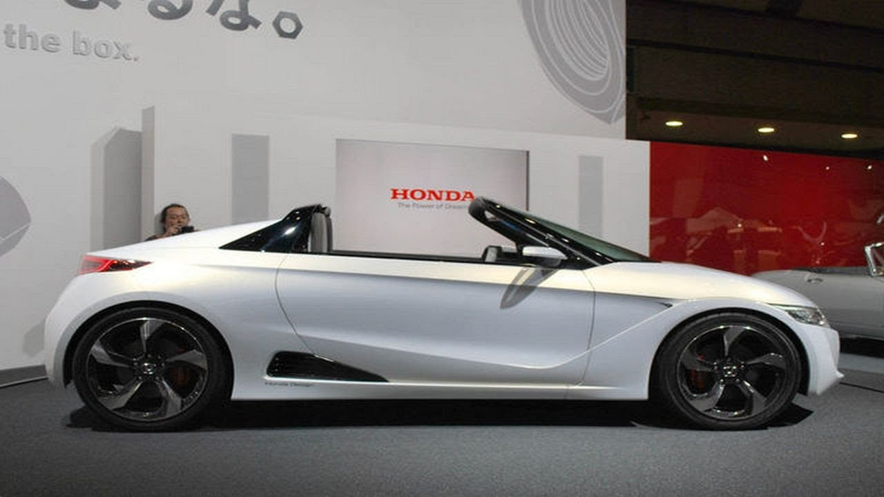 Awesome New Sports Car Honda S660   2015   YouTube