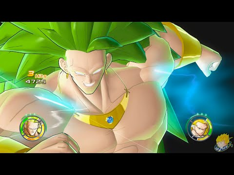 DragonBall Raging Blast 2: All Ultimate Attacks 【HD】