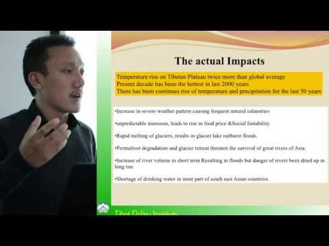 Tibet Awareness Talk Series- Global Significance of Tibetan Plateau