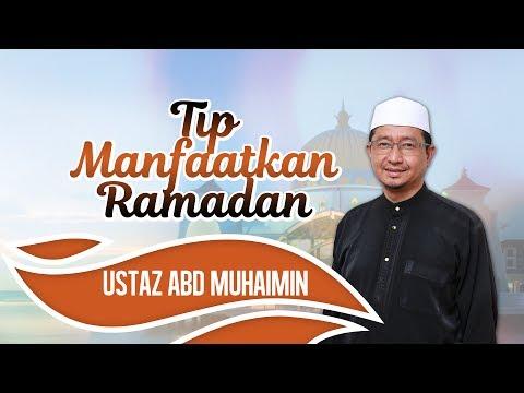 Tip Manfaatkan Ramadan