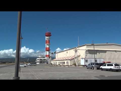 Hickam Field Pearl Harbor Control Tower