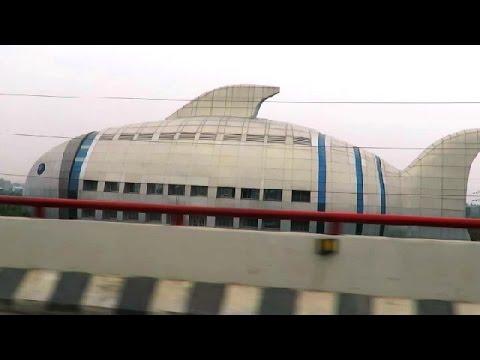 Shamshabad Airport to Shivam Road Drive - Hyderabad