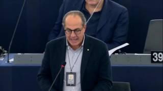 Intervento in aula di Paolo de Castro sugli  obiettivi globali e impegni dell'UE relativi all'alimentazione e alla sicurezza alimentare nel mondo