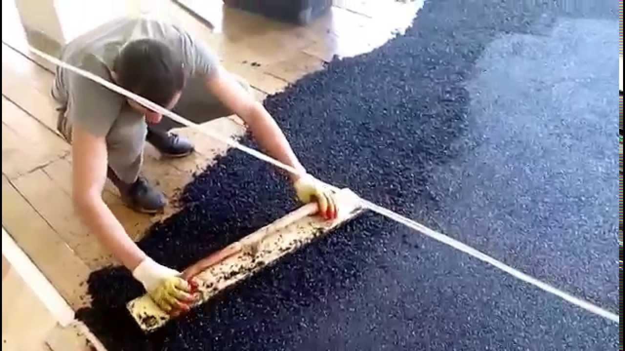 Как сделать резиновое покрытие на металл 287