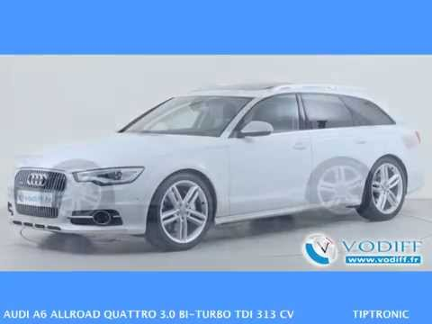 vodiff audi occasion alsace audi a6 allroad quattro 3 0 bi turbo tdi 313 cv tiptronic youtube. Black Bedroom Furniture Sets. Home Design Ideas