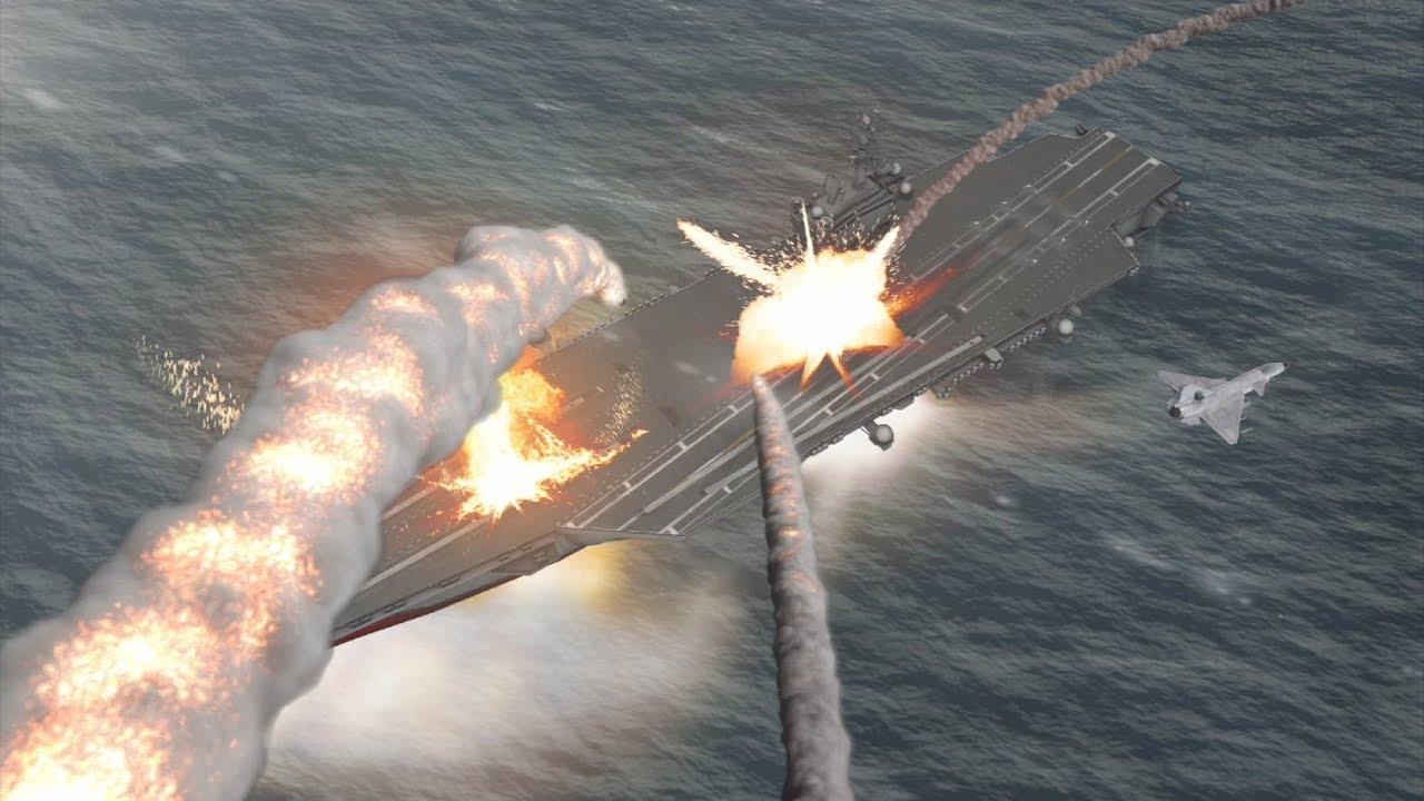 Resultado de imagen de misiles balísticos anti navío