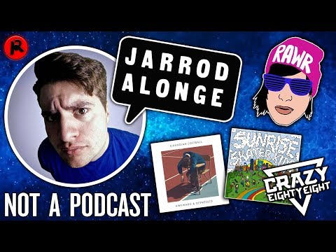 Jarrod Alonge on Being a Guitar Legend, Satire in Music, & Our Past Beef | Not A Podcast #8