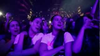 Concierto Coca-Cola Music Experience 2012 - Pablo Alborán, Simple Plan, Auryn, Xuso Jones...