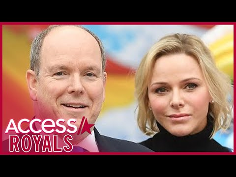 Princess Charlene Is 'Eager' To Return Home, According To Prince Albert