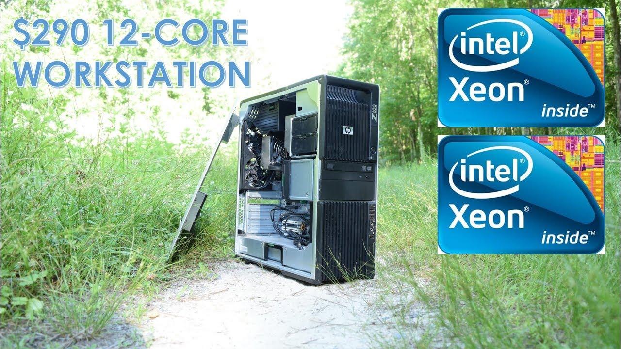 eBay Finds: $290 12-Core Xeon X5650 Workstation, 24GB RAM