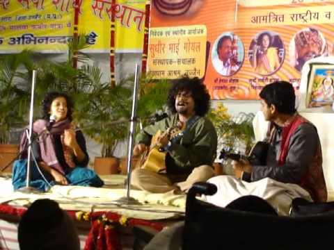 Vasu Dixit, Bindhumalini and Vedanth