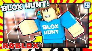 Roblox Blox Hunt - The Hunt is on!!!