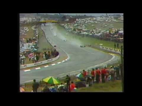 Formel 1 sudafrika