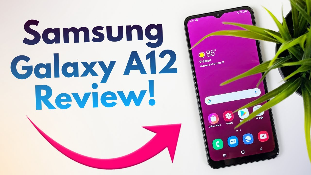Samsung Galaxy A12 Review 12 Weeks Later Youtube