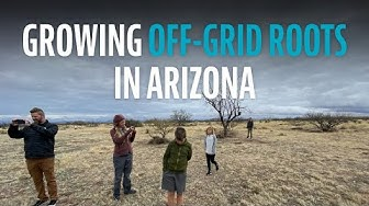 Growing Roots in Arizona - Cochise County