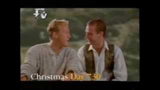 Christmas on ITV Tyne Tees 1995 Robson and Jerome trailer