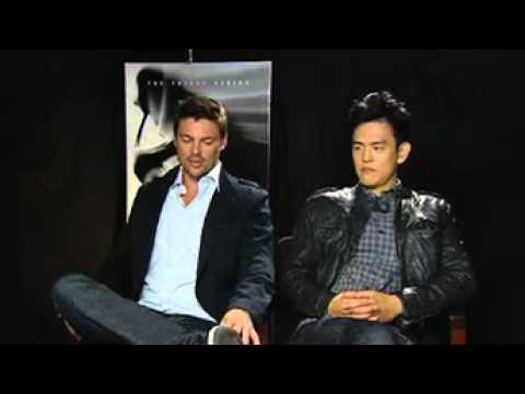 92f78450b Star Trek Interview 2009 - Karl Urban and John Cho talk to cinebuzz