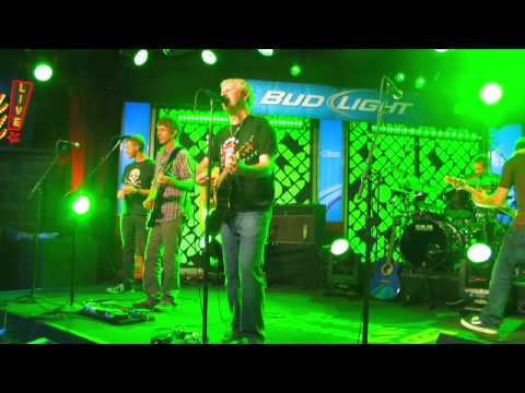 "Young Dubliners - Jimmy Kimmel Live Rehearsal - ""Howaya Girls"""