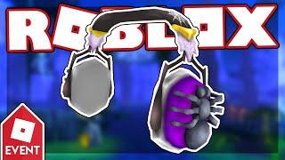 Roblox How to get Spider Headphones ?!?!