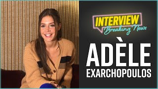 Adèle Exarchopoulos : L'Interview Breaking News