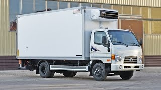 Hyundai HD 78 фургон- рефрижератор с гидробортом Zepro(фургон- рефрижератор с гидробортом Zepro., 2014-10-30T15:16:28.000Z)