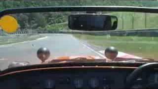 caterham 7 r400 nurburgring lap