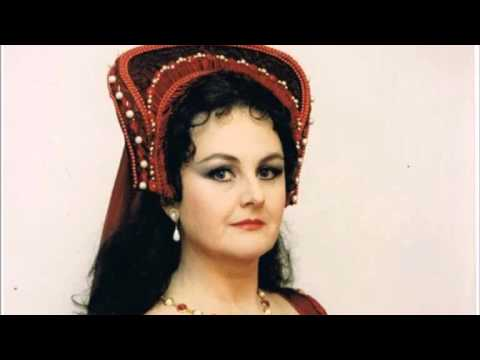 Edita Gruberova - Anna Bolena - Barcelona 1992