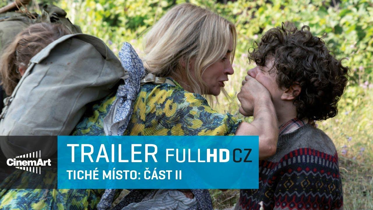 Tiché místo: Část II (2020) oficiální HD trailer [CZ TIT]