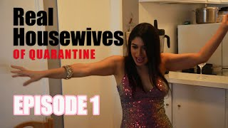 REAL HOUSEWIVES OF QUARANTINE - EPISODE 1 [THE PARTY]