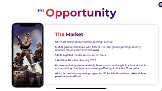 EM1 Insane High Growth ASX Gaming Stock