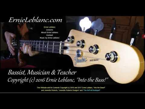 Hey Ma'ma! - Copyright (c) 2006 Ernie Leblanc, ''Into the Bass!''