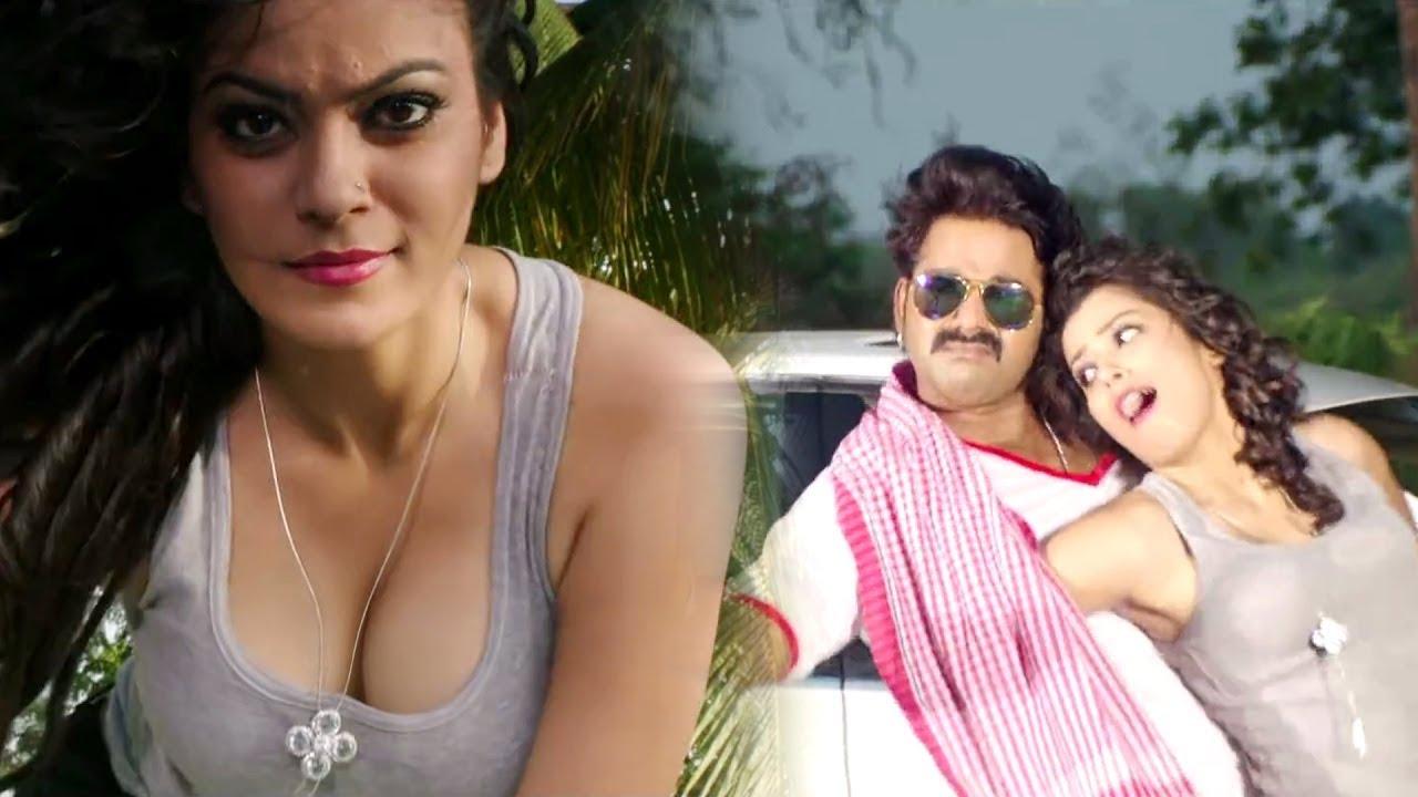 Watch: Pawan Singh and Nidhi Jha's hit Bhojpuri song 'Rediwater Me Na Pani  Kabo Dalata'