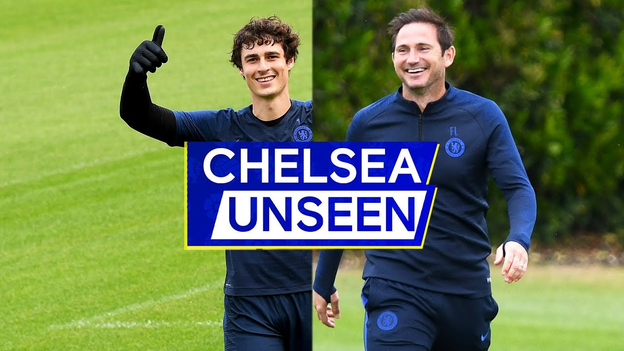 Blues Return To Training At Cobham ?⚽️ | Chelsea Unseen