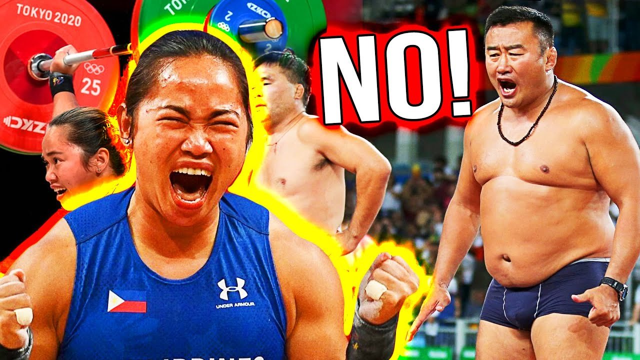 Hidilyn Gold Medal, Olympics HUBAD Protesta, Bisaya 100 Meter Dash