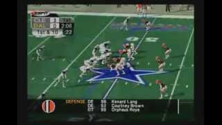 ESPN NFL 2K5:Gameplay...