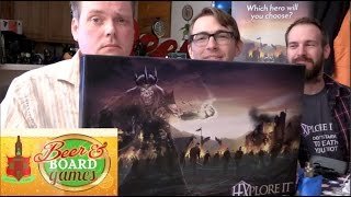 Hexplore It: The Valley of The Dead King - Beer and Board Games