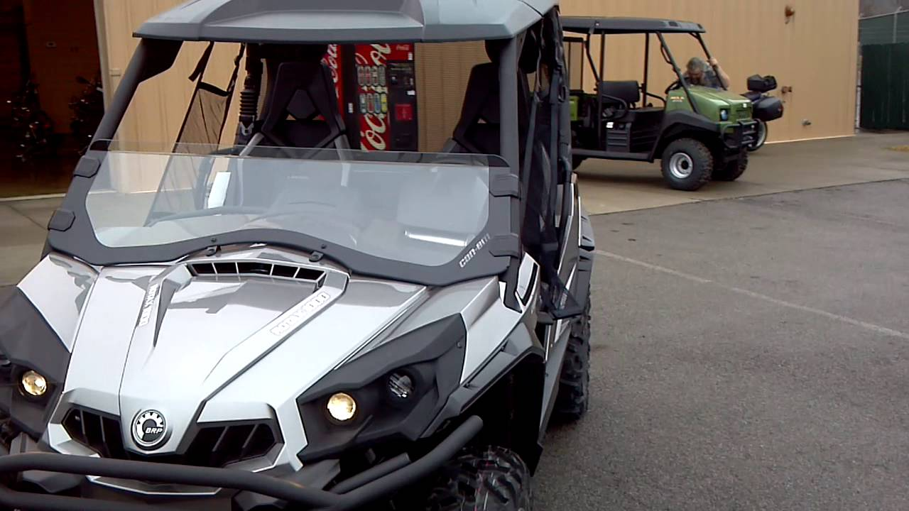 Alcoa Good Times >> 2013 Can-Am Commander 1000 Limited in Magnesium @ Alcoa ...