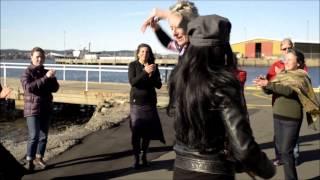 Flamenco Hobart Flashmob - One Stop Before The Antarctic