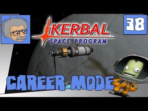 MISSION TO EELOO - Let's Play KSP 1.0.5 Career Mode - Ep.38 - Kerbal Space Program