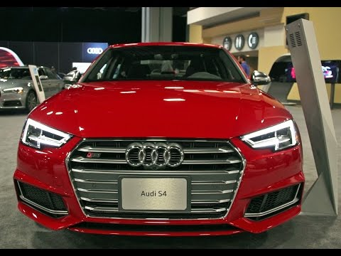 2018 Audi S4 Show & Tell