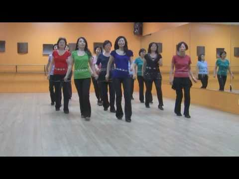Inspiration - Line Dance (Dance & Teach in English & 中文)